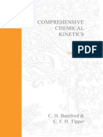 Comprehensive chemical kinetics Bamford