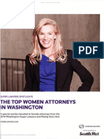 Anne Bremner Cover SeattleMet Super Lawyer