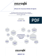 Software for Insurance Brokers & Agents - InsureQlik