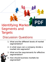 1.Segmentation & Targeting
