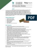 Rcxxxx(Hp)-Tm Data Sheet 1 45