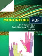 mononeuropati