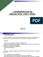 Investigación Operativa II - Método Cpm