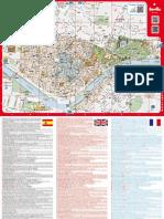 Mapa Turistico Sevilla_2014