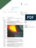 ¿Conocemos las normas de circulación_ (9)_ sobre las luces de freno y emergencia - Circula Seguro.pdf