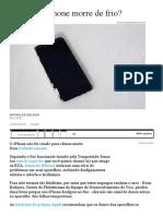 Por Que o iPhone Morre de Frio_ - 31-01-2016 - Tec - Folha de S
