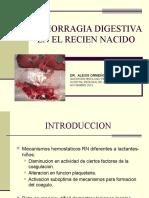 Uci 1. Hemorragia Digestiva Neonatal