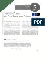 Bma 5- Net Present Value