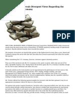 E*TRADE Study Reveals Divergent Views Regarding the Markets and the Economy