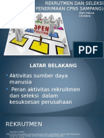 Rekrutmen Dan Seleksi (2)