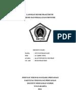 Laporan Praktikum Alat dan Mesin acara