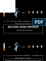 Second Hand Smoker