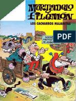 Olé-3 071 Mortadelo y Filemón - Los Cacharros Majaretas