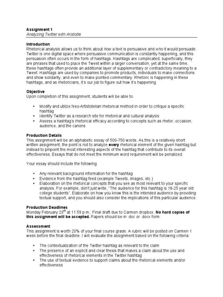 textual analysis thesis example