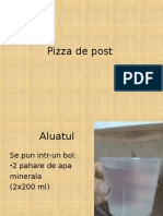 Pizza de Post