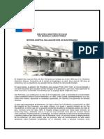 Historia Hospital San Juan de Dios de San Fernando