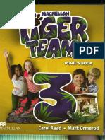 Tiger Team 3º PRIMARIA Pupil s Book