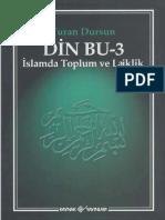 Turan Dursun-Din Bu-3-Islamda Toplum Ve Laiklik