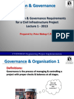 Governance 1 Complete
