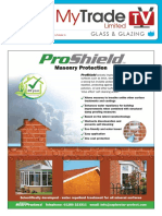 MyTradeTV Glass and Glazing Digital Magazine July 2014