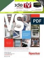 MyTradeTV Glass and Glazing Digital Magazine July 2015