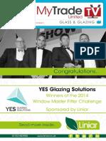 MyTradeTV Glass and Glazing Digital Magazine June 2014