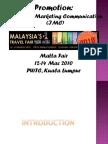IMC-Integrated Marketing Communication