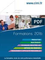 Catalogue Des Formations_2016