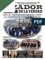31 de Enero Del 2016 PERIÓDICO IMPRESO DEL CAZADOR DE LA VERDAD