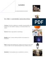 Glosario Alfabetico de La a Ala z Con Imagen