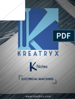 Electrical Machine K-Notes