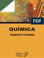 Química radiactividad