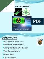 Nuclear Battery