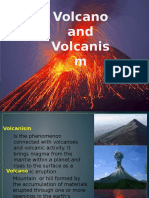 Volcano and Volcanisms