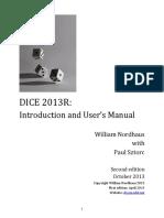 DICE Manual