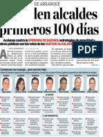 07-02-16 Cumplen alcaldes primeros 100 días