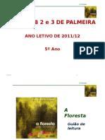 Guião Leitura Floresta