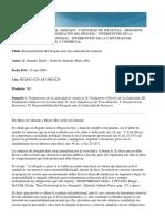 Responsabilidad Del Abogado Ante Una Caducidad de Instancia. Por de Almeida, Mario - Aiello de Almeida, María Alb