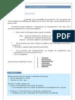 Português - Gramática Eletrônica 06 - Pronomes
