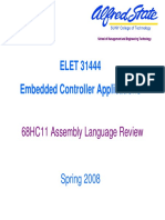 Lec1 Assembly Review
