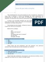 Português - Gramática Eletrônica 08 - Sintaxe I