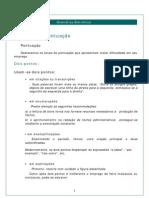 Português - Gramática Eletrônica 10 Pontuação