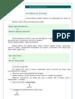 Português - Gramática Eletrônica 14 Concordância Verbal