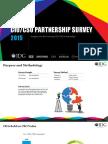 CIO/CSO Partnership Survey