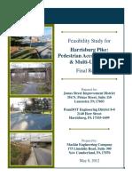 Feasibility Study for Harrisburg Pike
