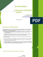 Curs 1. Privire Generală Asupra Achizițiilor Publice, Cadru Legal_1