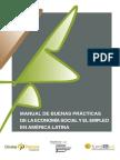 Manual BuMANUAL DE BUENAS PRÁCTICAS DE LA ECONOMIA SOCIAL Y EL EMPLEOenas Pra