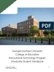 ITEC Student Handbook