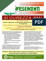 News 07 2016 8 Febbraio Seminario Sicurezza Empoli