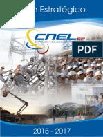 Cnel Plan Estrategico 2015 2017 Final